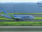 ヒロリンさんが、羽田空港で撮影したAIR DO 737-781の航空フォト(写真)