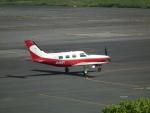 ヒコーキグモさんが、岡南飛行場で撮影した日本法人所有 PA-46-350P Malibu Mirageの航空フォト(写真)