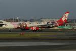 板付蒲鉾さんが、福岡空港で撮影したエアアジア・エックス A330-343Xの航空フォト(写真)