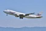 kurubouzuさんが、関西国際空港で撮影したシルクウェイ・ウェスト・エアラインズ 747-4H6F/SCDの航空フォト(写真)