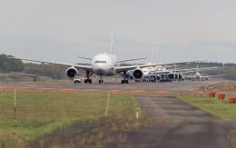Bomb A Headさんが、新千歳空港で撮影した全日空 777-381の航空フォト(写真)