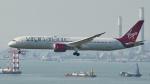 FlyingMonkeyさんが、香港国際空港で撮影したヴァージン・アトランティック航空 787-9の航空フォト(写真)