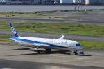どらいすたーさんが、羽田空港で撮影した全日空 787-9の航空フォト(写真)