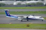apphgさんが、成田国際空港で撮影したANAウイングス DHC-8-402Q Dash 8の航空フォト(写真)
