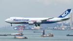 FlyingMonkeyさんが、香港国際空港で撮影した日本貨物航空 747-8KZF/SCDの航空フォト(写真)