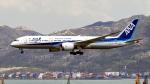 FlyingMonkeyさんが、香港国際空港で撮影した全日空 787-9の航空フォト(写真)