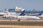 Y-Kenzoさんが、成田国際空港で撮影したGreat Prespa Ltd G-V-SP Gulfstream G550の航空フォト(写真)