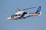 やまけんさんが、仙台空港で撮影したオールニッポンヘリコプター AS365N3 Dauphin 2の航空フォト(写真)