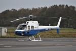 もぐ3さんが、新潟空港で撮影した東邦航空 AS350B Ecureuilの航空フォト(写真)
