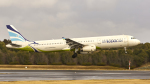 FlyingMonkeyさんが、成田国際空港で撮影したエアプサン A321-131の航空フォト(写真)
