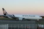 ま~くんさんが、成田国際空港で撮影したニュージーランド航空 777-219/ERの航空フォト(写真)