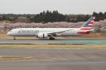 OMAさんが、成田国際空港で撮影したアメリカン航空 787-9の航空フォト(飛行機 写真・画像)