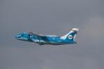 344さんが、福岡空港で撮影した天草エアライン ATR-42-600の航空フォト(写真)