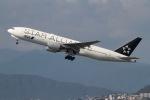 344さんが、福岡空港で撮影した全日空 777-281の航空フォト(写真)