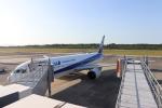 ゆう改めてさんが、熊本空港で撮影した全日空 767-381/ERの航空フォト(写真)