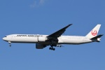 camelliaさんが、成田国際空港で撮影した日本航空 777-346/ERの航空フォト(飛行機 写真・画像)