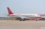 JOY-AIRさんが、シェムリアップ国際空港で撮影したロイヤル・クメール・エアラインズ 737-2H4/Advの航空フォト(写真)