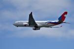 we love kixさんが、関西国際空港で撮影したネパール航空 A330-243の航空フォト(写真)