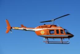 航空フォト:JA9847 新日本ヘリコプター 206/406