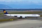 yabyanさんが、中部国際空港で撮影したルフトハンザドイツ航空 A340-642Xの航空フォト(写真)
