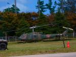 yutopさんが、米子駐屯地で撮影した陸上自衛隊 UH-1Hの航空フォト(写真)