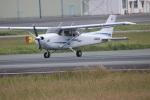 つっさんさんが、熊本空港で撮影した崇城大学 172S Skyhawk SPの航空フォト(写真)