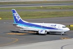 ドラパチさんが、中部国際空港で撮影したANAウイングス 737-54Kの航空フォト(写真)