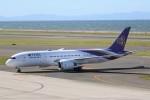 ドラパチさんが、中部国際空港で撮影したタイ国際航空 787-8 Dreamlinerの航空フォト(写真)