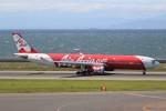 ドラパチさんが、中部国際空港で撮影したタイ・エアアジア・エックス A330-343Xの航空フォト(写真)