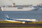 SGR RT 改さんが、羽田空港で撮影した全日空 A321-272Nの航空フォト(写真)