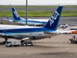 名無しの権兵衛さんが、羽田空港で撮影した全日空 767-381/ERの航空フォト(写真)