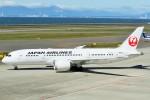raiden0822さんが、中部国際空港で撮影した日本航空 787-8 Dreamlinerの航空フォト(写真)