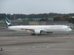 JAPANAIRさんが、成田国際空港で撮影したキャセイパシフィック航空 A350-1041の航空フォト(写真)