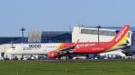 パンダさんが、成田国際空港で撮影したベトジェットエア A321-211の航空フォト(写真)
