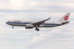 Y-Kenzoさんが、成田国際空港で撮影した中国国際航空 A330-243の航空フォト(写真)