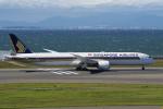 yabyanさんが、中部国際空港で撮影したシンガポール航空 787-10の航空フォト(飛行機 写真・画像)