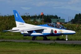 =JAかみんD=さんが、入間飛行場で撮影した航空自衛隊 T-4の航空フォト(写真)
