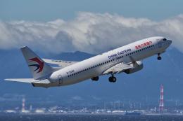yabyanさんが、中部国際空港で撮影した中国東方航空 737-89Pの航空フォト(飛行機 写真・画像)