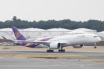 raiden0822さんが、成田国際空港で撮影したタイ国際航空 A350-941XWBの航空フォト(写真)