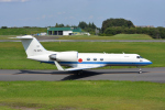 SKY☆101さんが、入間飛行場で撮影した航空自衛隊 U-4 Gulfstream IV (G-IV-MPA)の航空フォト(写真)