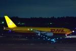 トロピカルさんが、成田国際空港で撮影したエアロ・ロジック 777-FBTの航空フォト(写真)