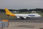NAOHIROさんが、成田国際空港で撮影したポーラーエアカーゴ 747-46NF/SCDの航空フォト(写真)