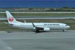 kumagorouさんが、那覇空港で撮影したJALエクスプレス 737-846の航空フォト(飛行機 写真・画像)