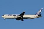 camelliaさんが、成田国際空港で撮影した全日空 767-381Fの航空フォト(写真)