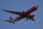 MOHICANさんが、福岡空港で撮影したエアアジア・エックス A330-343Xの航空フォト(写真)