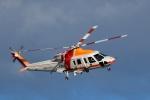 Mizuki24さんが、東京ヘリポートで撮影した朝日航洋 S-76Cの航空フォト(写真)