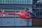 Mizuki24さんが、東京ヘリポートで撮影したセコインターナショナル 505 Jet Ranger Xの航空フォト(写真)