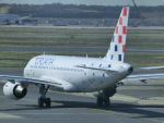 ヒロリンさんが、フランクフルト国際空港で撮影したクロアチア航空 A319-112の航空フォト(写真)