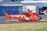 kamerajiijiさんが、東京ヘリポートで撮影した東京消防庁航空隊 EC225LP Super Puma Mk2+の航空フォト(写真)
