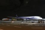 hukさんが、福岡空港で撮影した全日空 777-281の航空フォト(写真)